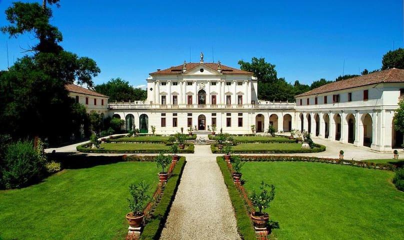 Apartment in palladian villa with private pool - Levada - Departamento