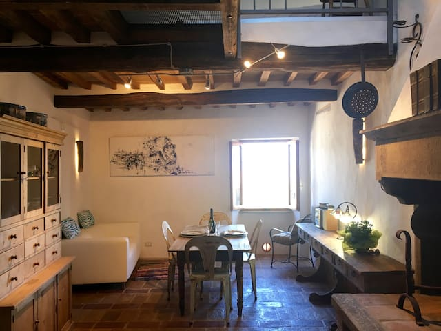 Charming studio in the heart of medieval village - Anghiari