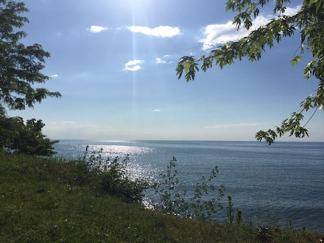 RNC Lakeside Private Beach Apartment near Downtown - Cleveland - Appartement