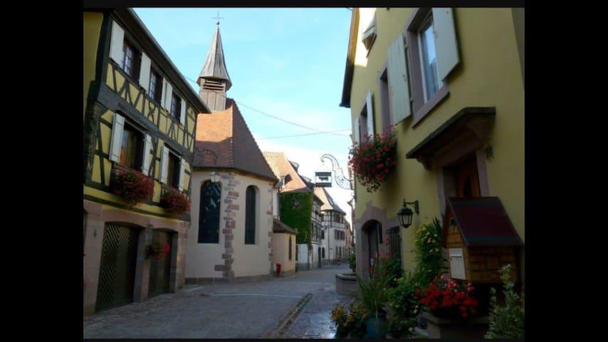 Studio neuf 40m², proche randonnée et Colmar - Soultzbach-les-Bains - Departamento