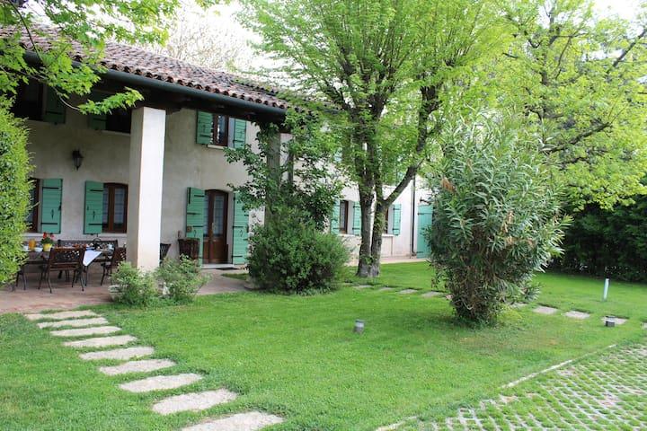 Venezia villa nel parco del Sile - LUGHIGNANO di Casale sul Sile - Villa