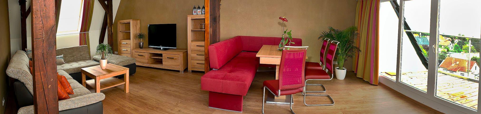 Suite SONN'IDYLL - Rathenow - Bed & Breakfast