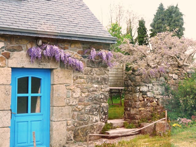 Petite maison en Presqu'ile de Crozon - Telgruc-sur-Mer - Casa
