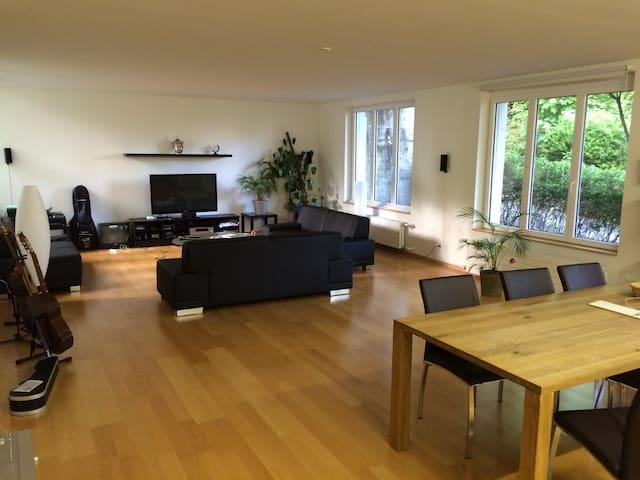 Room in a shared student flat - Saint Gallen - Apartamento