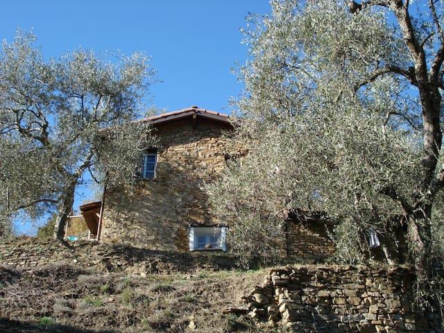 Pipistrello, een romantisch huisje - Bajardo - Huis