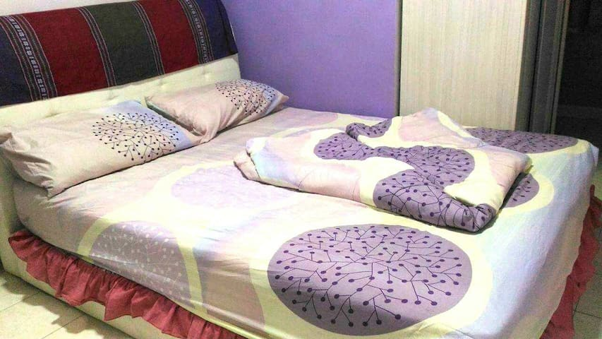 Private room for 2 persons @ Kota Kinabalu - Penampang - Apartamento