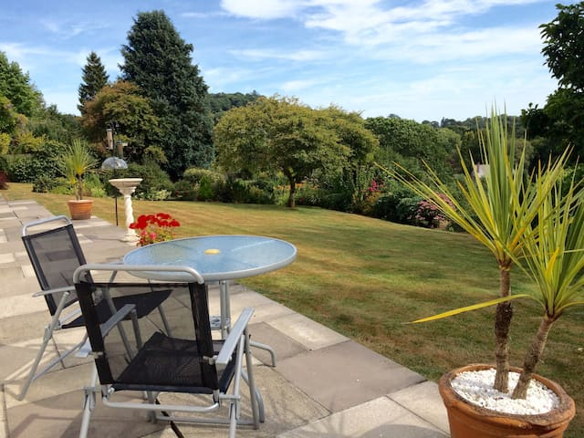 Peaceful location, stunning views - Lustleigh - Daire