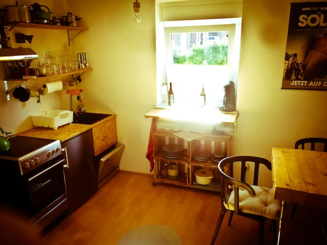 Cozy flat - city and/or country - Kranenburg - Appartement en résidence