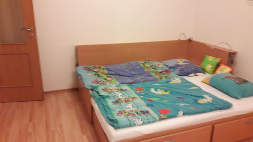 Double-bed room in Drasov, nearby Brno - Drásov - Daire
