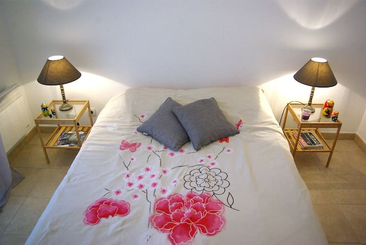 Private room & bathroom in Calvi - Calvi - Apartmen