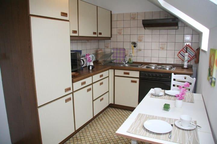 FerienWohnung Winterseeblick - Seedorf - Appartement