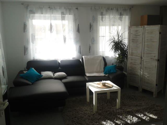 Apartment nahe Ulm / Universität / Alb-Donau - Blaustein
