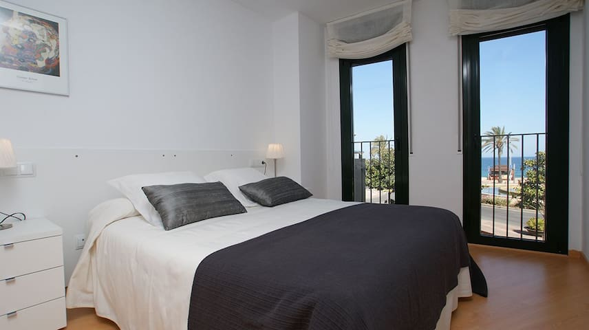 Beautiful & centric apartment in front of the sea - Blanes - Appartement