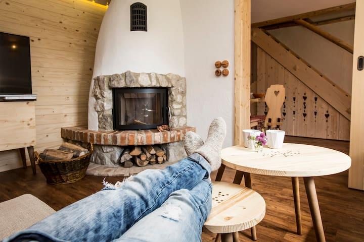ALPIK - A5 - NEW / Luxury Three-Bedroom Apartment - Ukanc - Loft