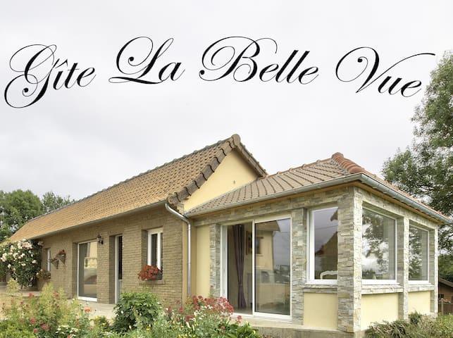 Gîte La Belle Vue - Wavrans-sur-l'Aa - Hus
