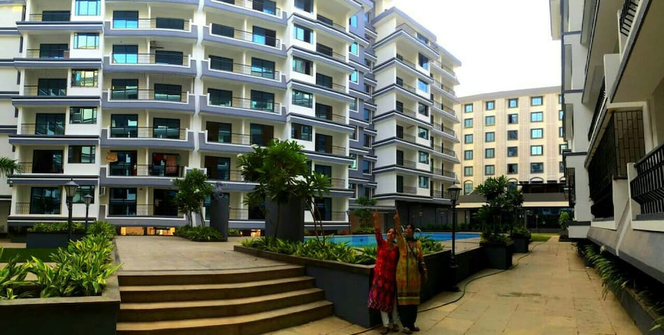 Home in the heart of Mapusa, Goa. - Mapusa - Daire