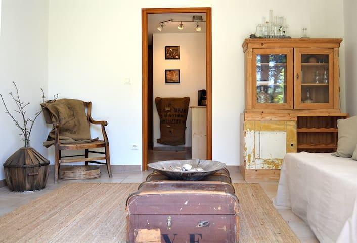 Le petit Vert -  Appartement im Grünen - Vaison-la-Romaine - Lägenhet