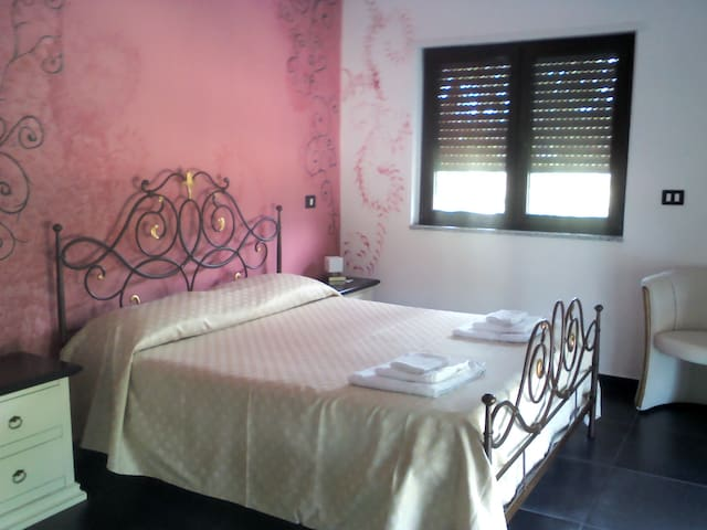 B&B Casa vacanza verzellino - San Gregorio Magno - Villa