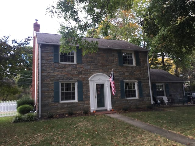 Wonderful Wallingford Home - Nether Providence Township - Hus