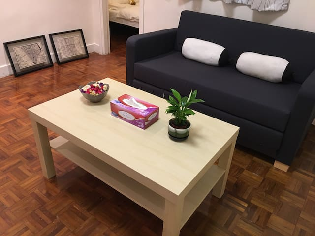 Modern quiet new huge 1 Bdrm Apart - Jordan - Apartament