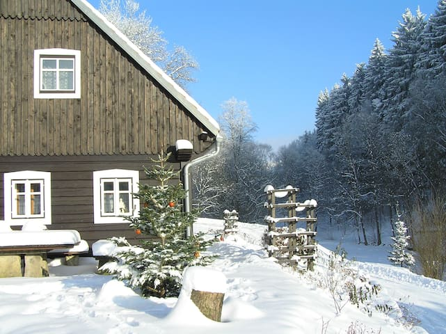Český rok - Česká Metuje - Alpstuga