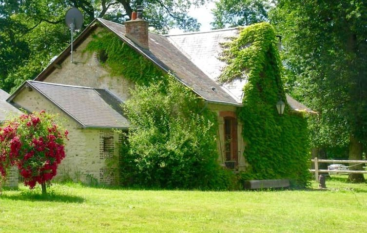Maison BOB DYLAN - Raizeux - Huis