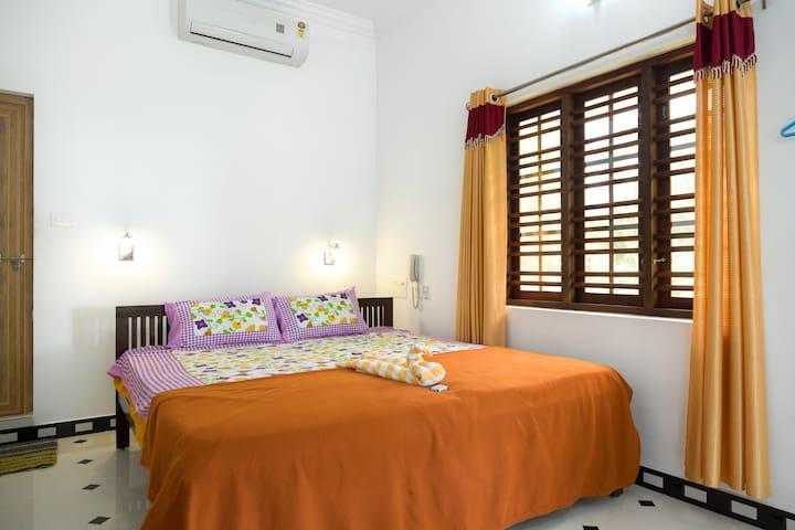 Simple & Humble Homestay near Cherai Beach - Ernakulam - Ev
