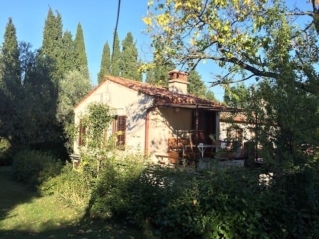 Sweet hideaway apartment in nature - Seča - Apartamento