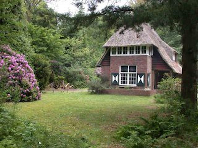 Jaren '30 huis in een bos - Tynaarlo - Hus
