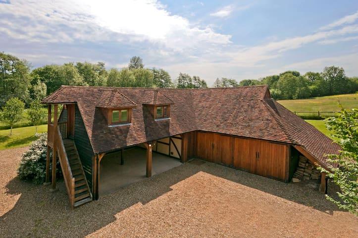 Stream Farm Cottage - Goudhurst