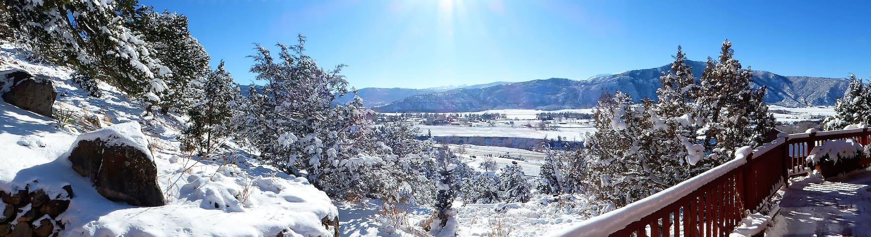 Ski Country Pied-A-Terre !!! - Basalt - Hus