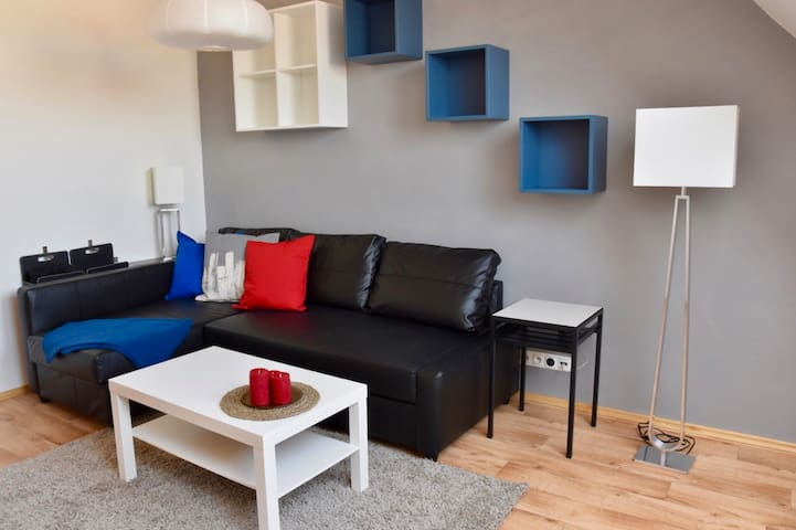 Fully equipped apartment in the city center - Brno - Apartmen