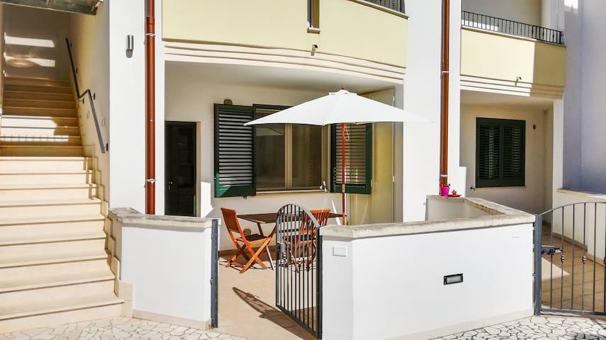 Comodo appartamento per vacanze a Otranto. - Uggiano La Chiesa - 公寓