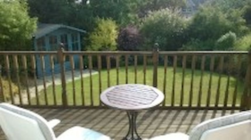 Peaceful Honey Park - Budleigh Salterton - Hus