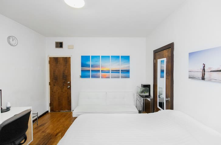 Shared Room in Inner Sunset by UCSF & Golden Gate - San Francisco - Appartement