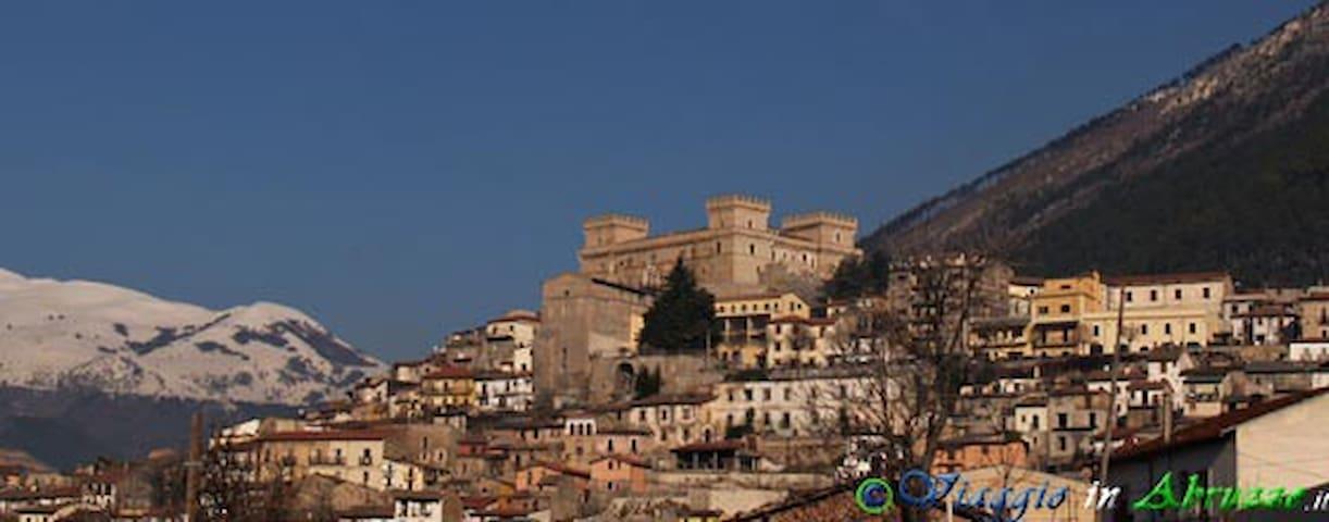 Celano près de Rome - Pescara - 12 km Ovindoli ski - Celano - Appartement
