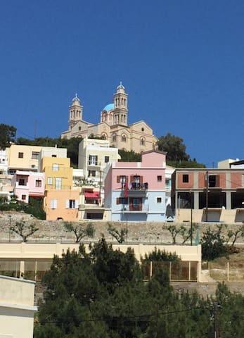 Syros cosy appartment - Ermoupoli
