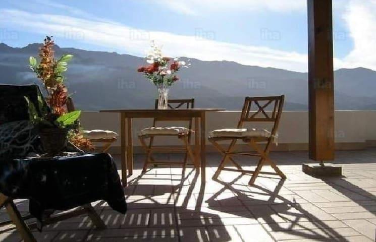 Vos vacances coup de Cœur en Corse – Grand F2 - Tavaco - Maison