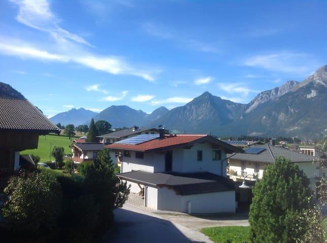 Apartement in the alps - Reith im Alpbachtal - Daire
