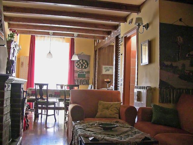 elegante e luminoso appartamento 10km da Roccaraso - Castel di Sangro