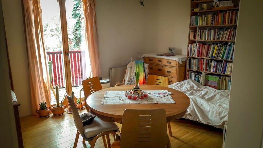 Cozy, connected, eco-friendly - Heimberg - Apartamento