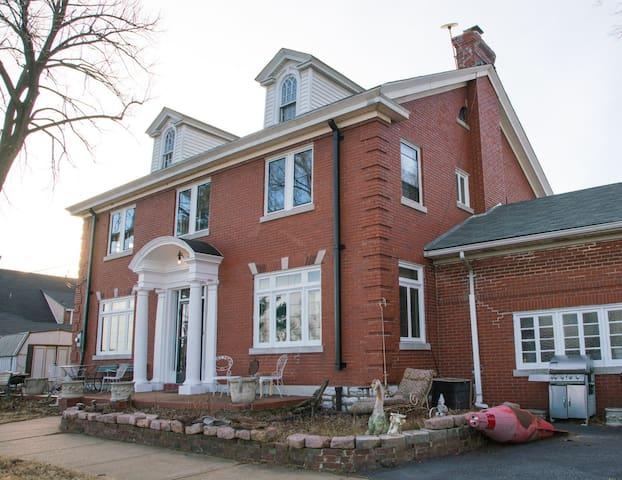 Mississippi Mermaid House - St. Louis - Maison