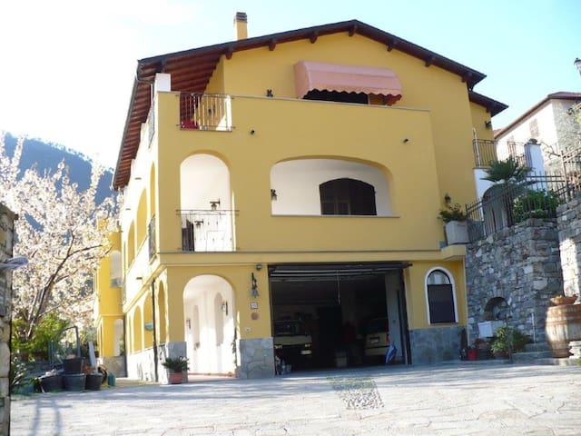 casa del ciliegio /  appartamento Girasole. - Badalucco - Apartmen