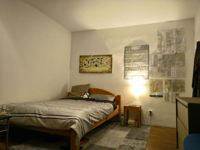 Nice, big room between Heidelberg and Mannheim. - Mannheim - Rumah