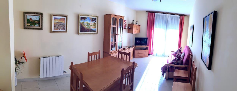 Apartamento en Valderrobres 2 hab - Valderrobres - Lägenhet
