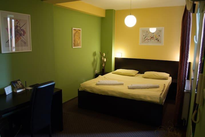 Comfortable and warm room in downtown Nis - Niš - Leilighet