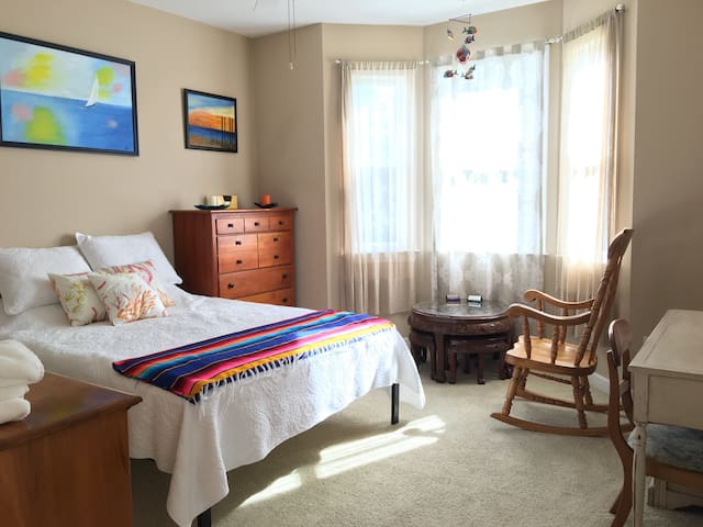 Private Room in Paws at the Lake Condo - Carolina Beach - Sorház