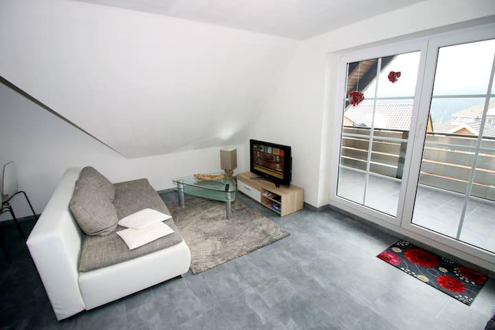 GERMINA Apart - Oberhof - GERMINA Apart 3.2 für max. 3 Personen inkl. WLAN - Oberhof - Apartamento