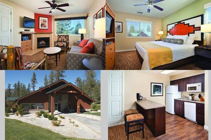 1 Bedroom Suite Wyndham Big Bear, CA - Big Bear Lake - Apartamento