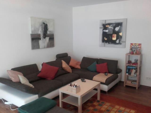 Modern flat with terrace - Salzburg
